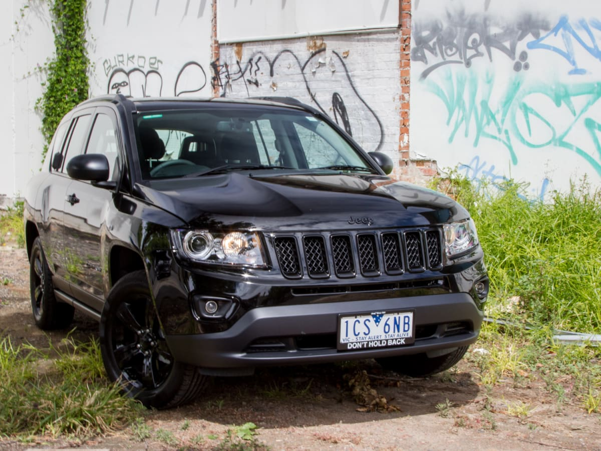 2014 Jeep Compass Review Caradvice