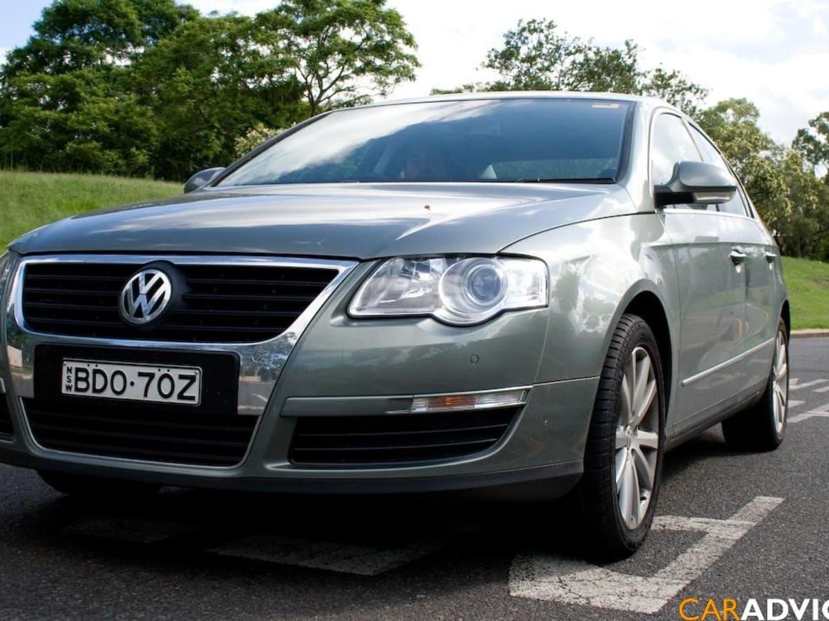 2008 Volkswagen Passat Review Caradvice