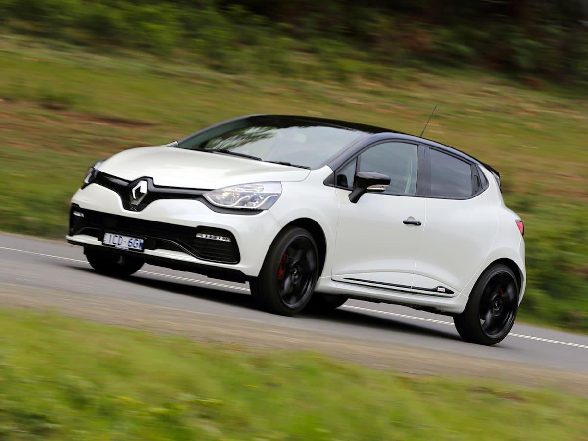 2015 Renault Clio Rs Monaco Gp Review Quick Drive Caradvice