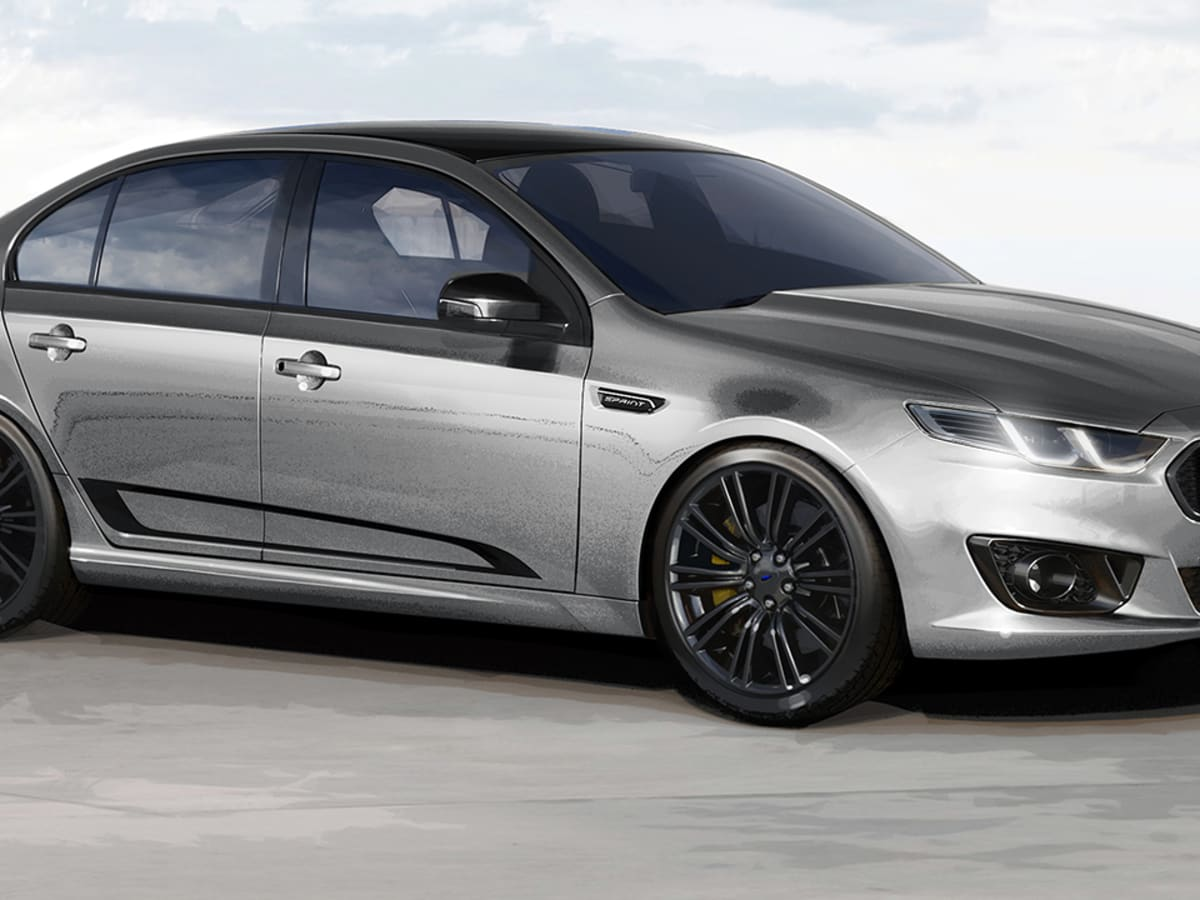 2016 Ford Falcon XR8 Sprint, XR6 Turbo Sprint Revealed: Limited