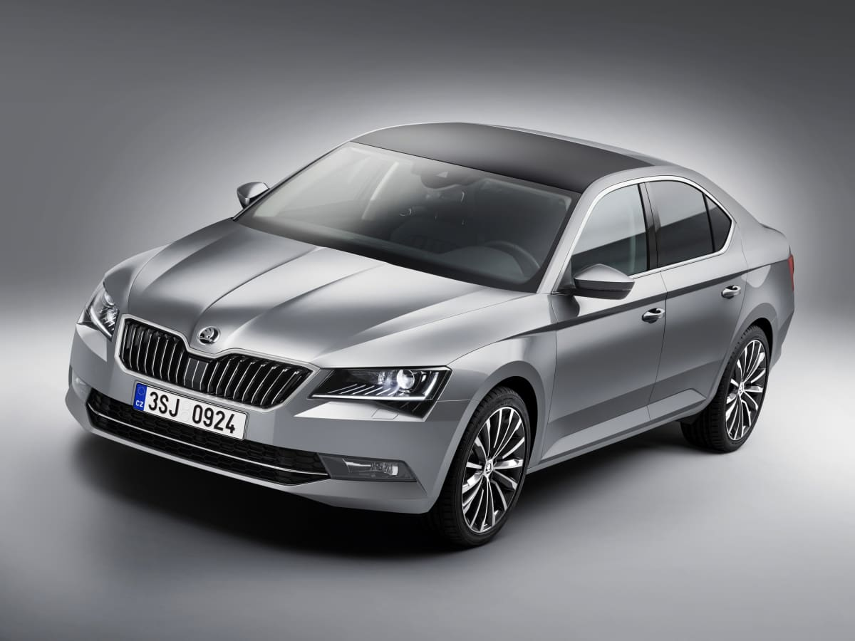 2015 Skoda Superb Liftback Revealed In Full Caradvice