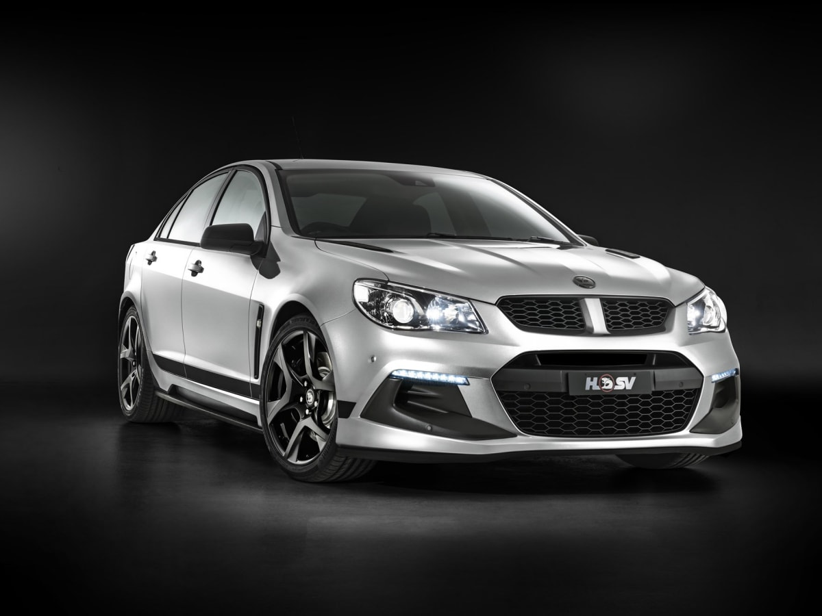HSV Clubsport, Maloo and Grange SV launched: Limited-edition range