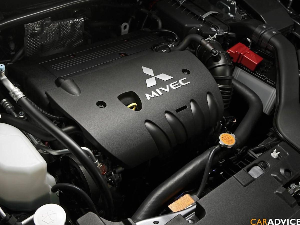 2008 Mitsubishi Lancer Engine Transmission Caradvice