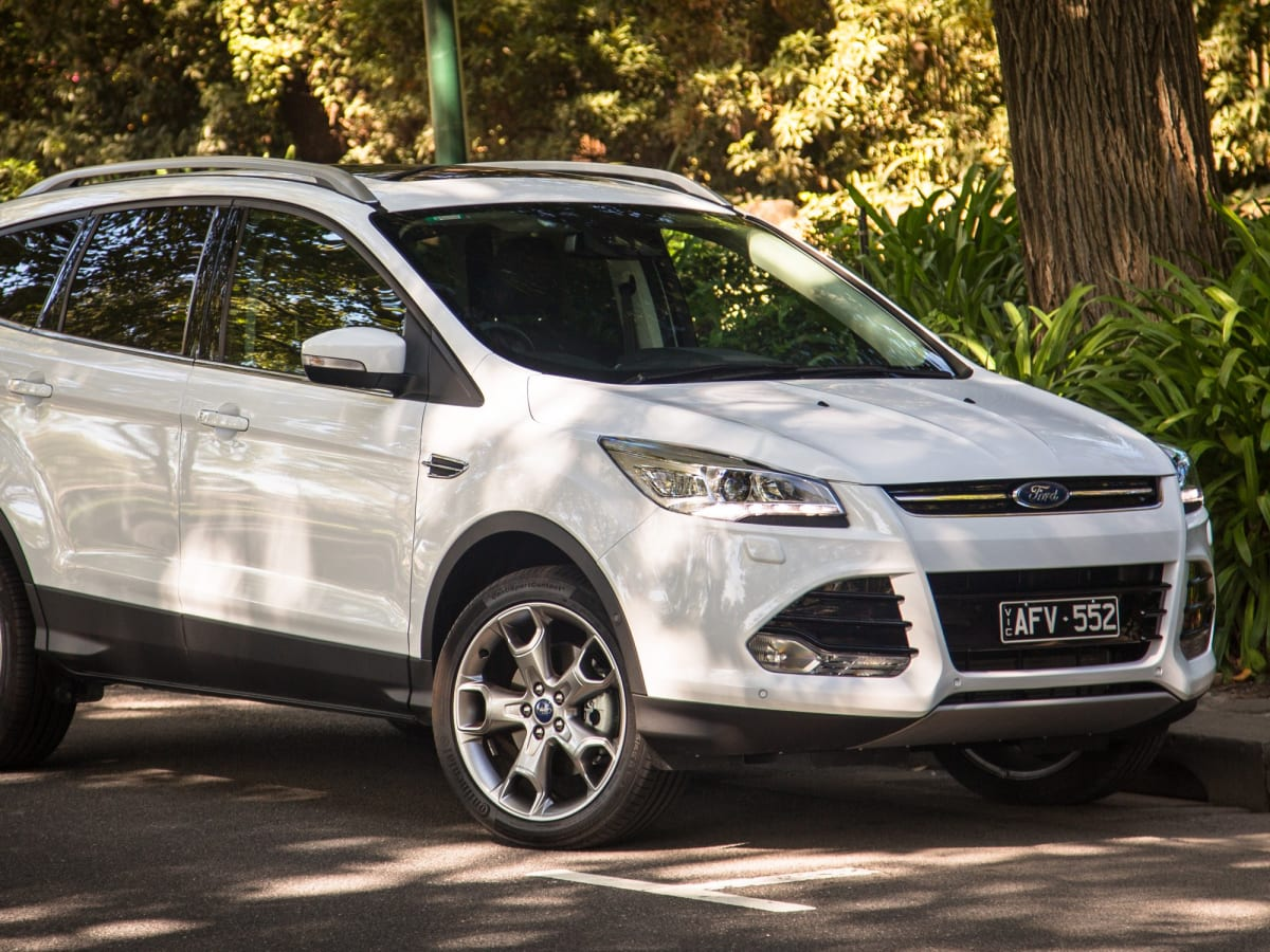 2016 Ford Kuga Titanium Review Caradvice