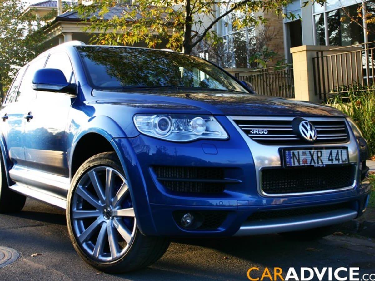 2008 Volkswagen Touareg R50 Review Caradvice