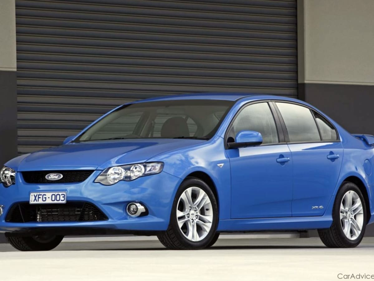 Ford Falcon Xr6 Review Road Test Caradvice