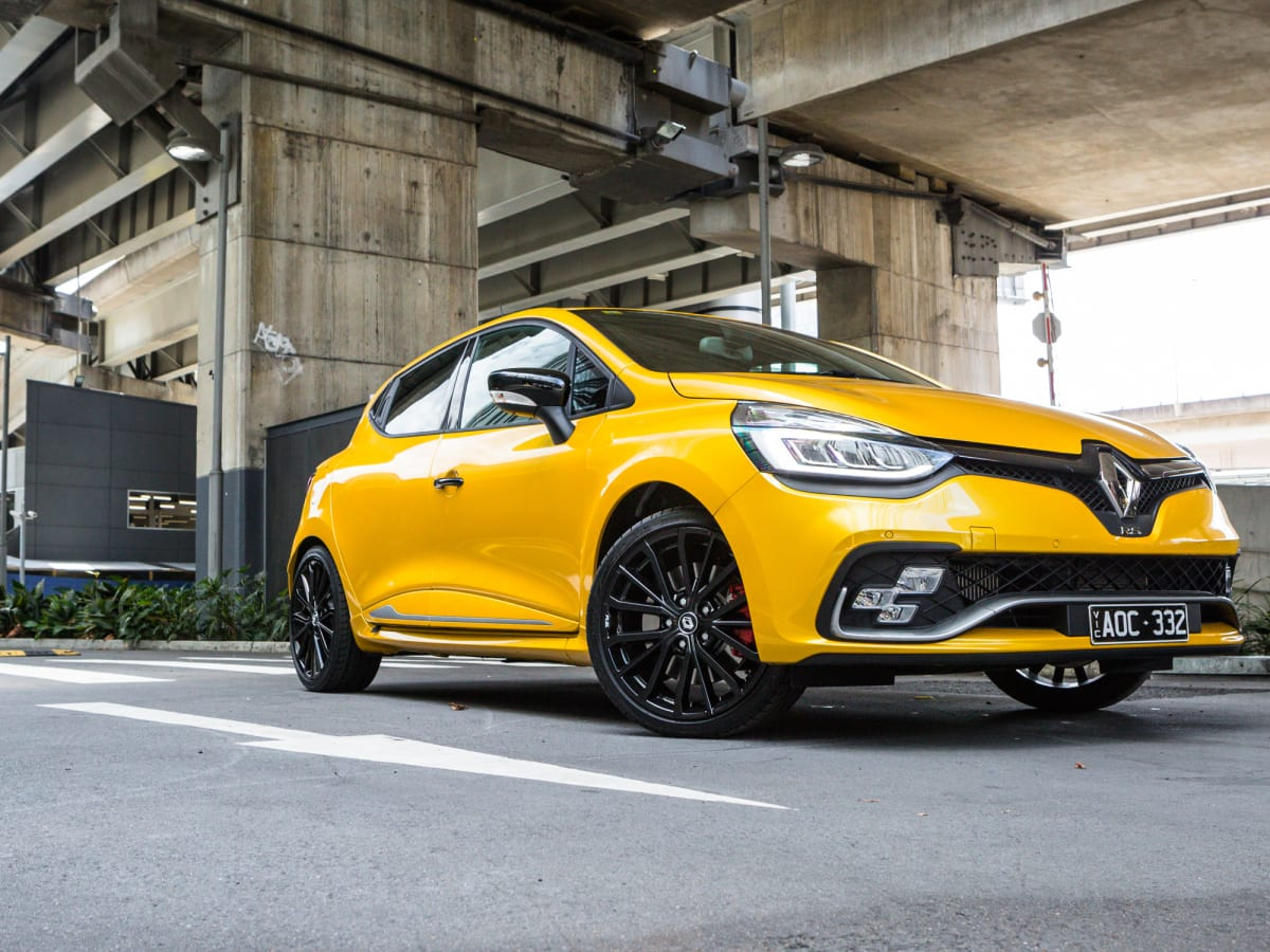 2018 Renault Clio Rs Cup Review Caradvice