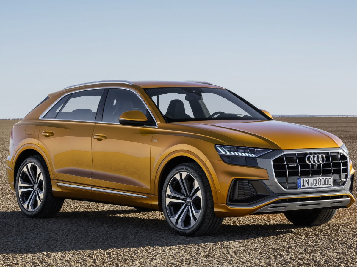 2019 Audi Q8 Unveiled Here Early 2019 Caradvice