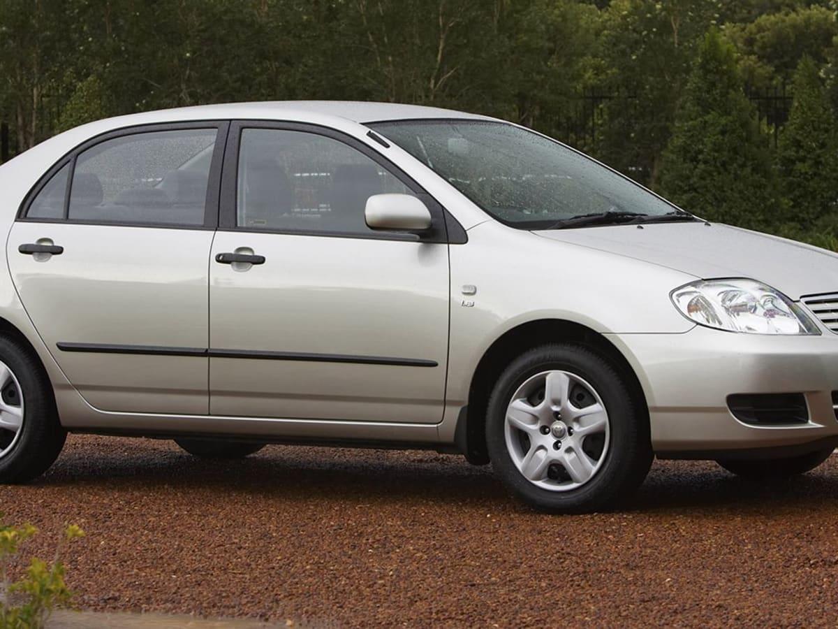 Kelebihan Toyota Corolla 2005 Harga