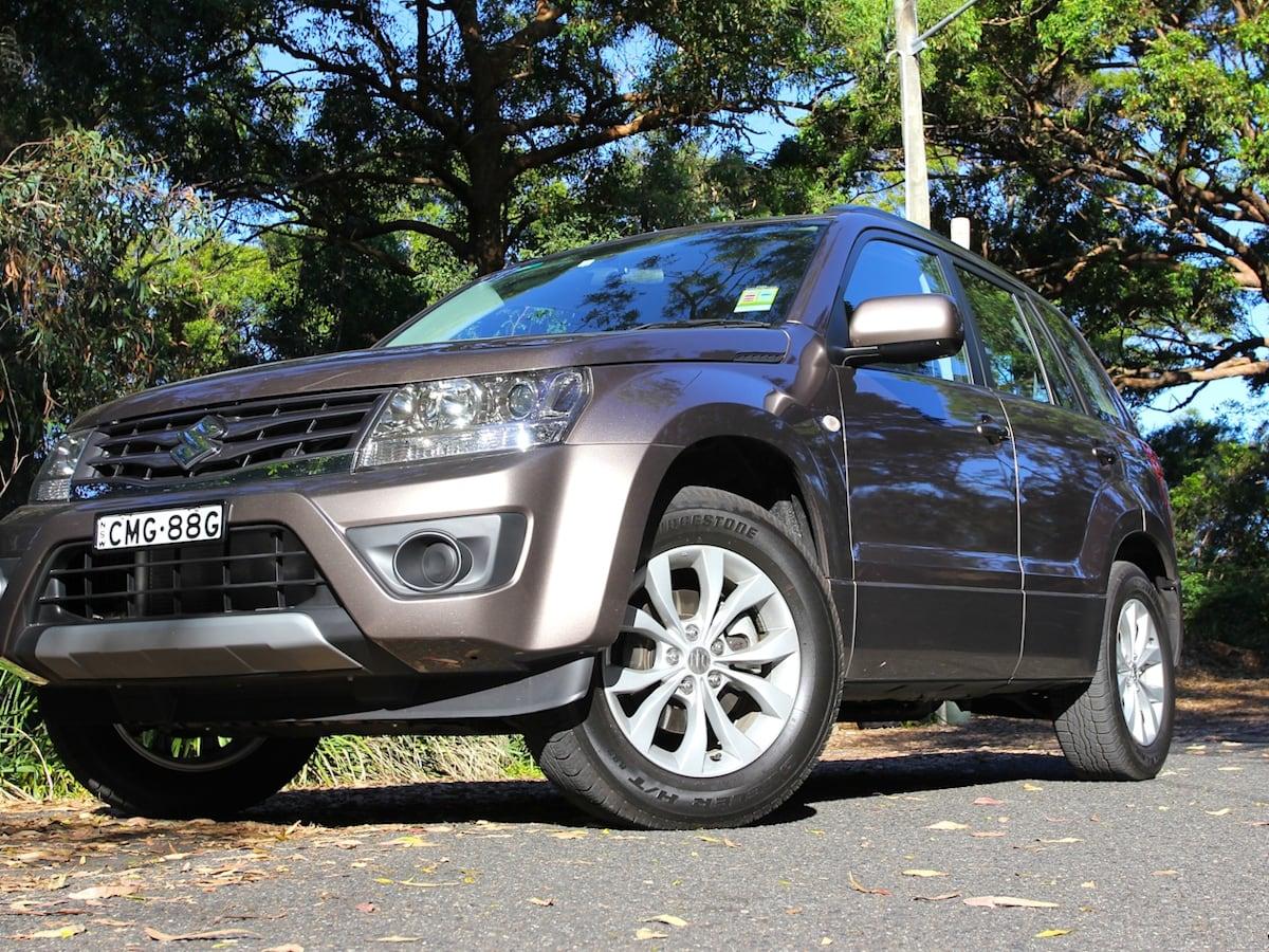 Suzuki Grand Vitara Review | CarAdvice