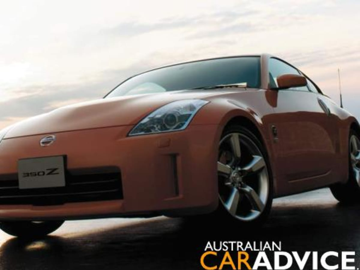 2007 Nissan 350z Specification Pricing Caradvice