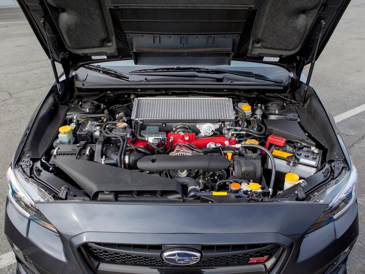 Subaru Wrx Sti Engine Has Reached The Highest Point Caradvice