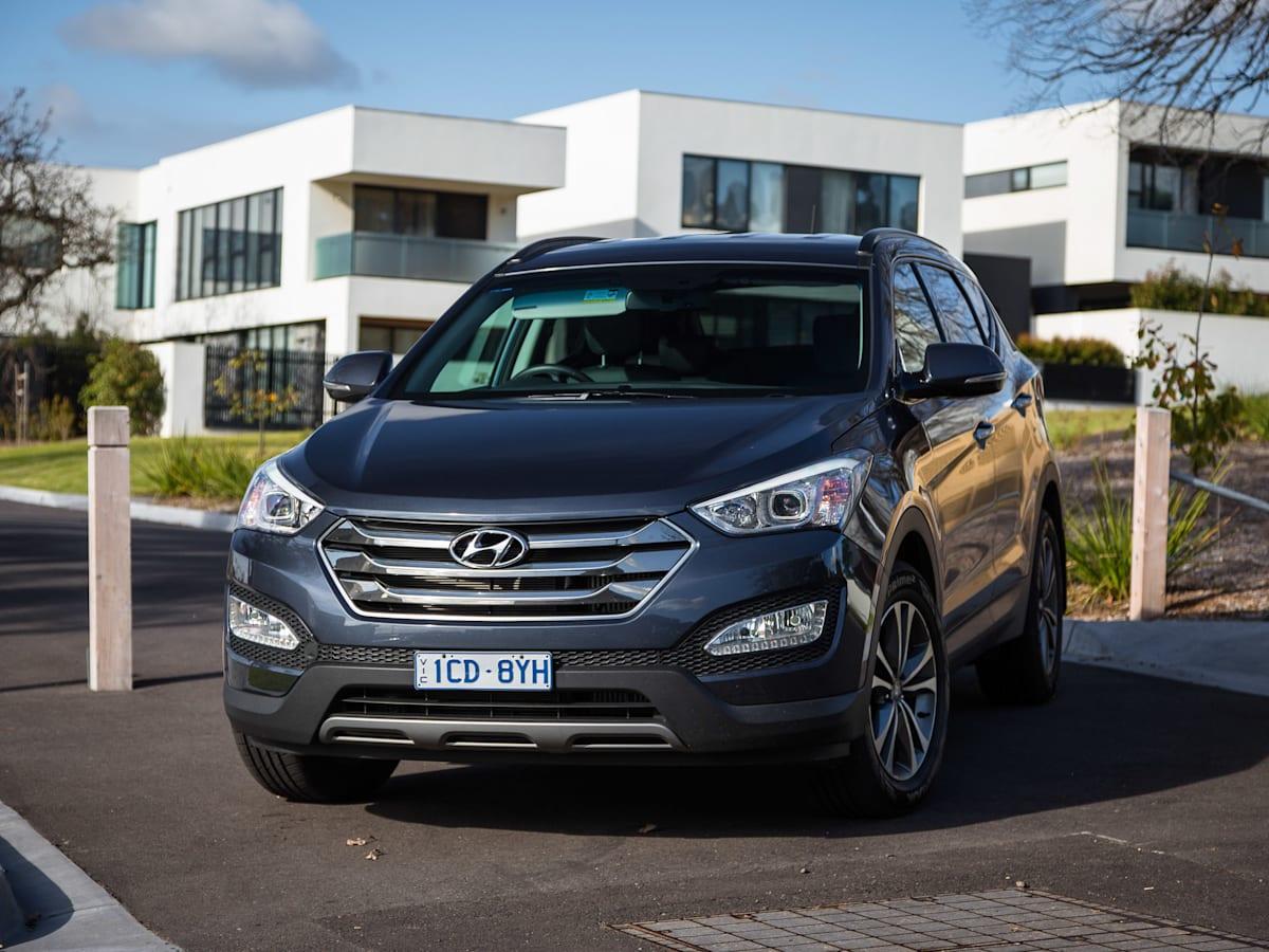 2015 Hyundai Santa Fe Active 4x4 Review Caradvice