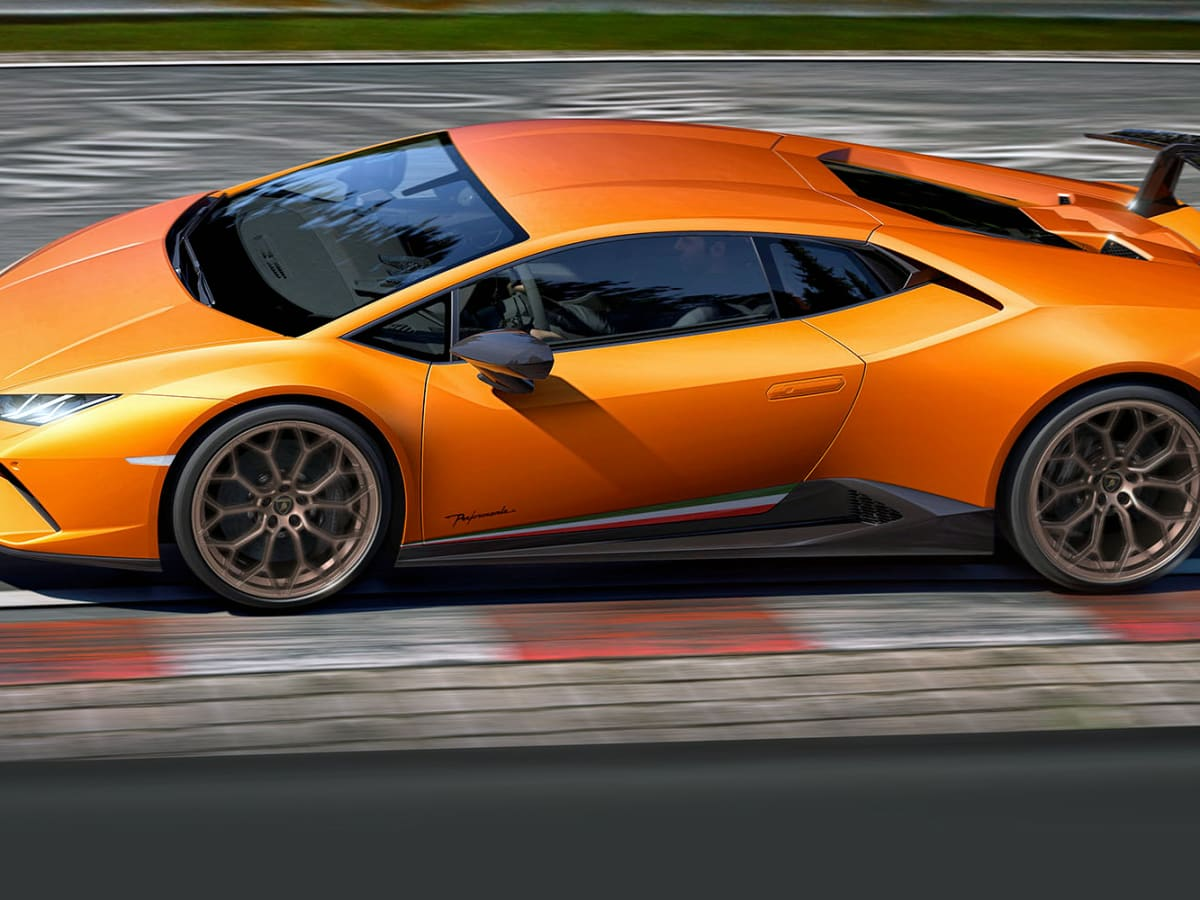 2017 Lamborghini Huracan Performante Revealed Coming To Australia
