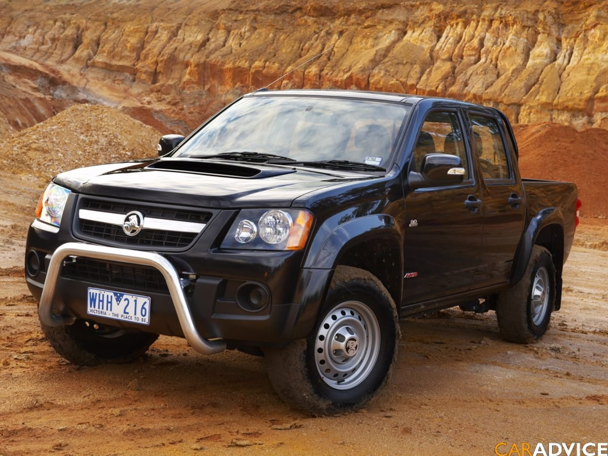 2008 Holden Colorado First Steer | CarAdvice