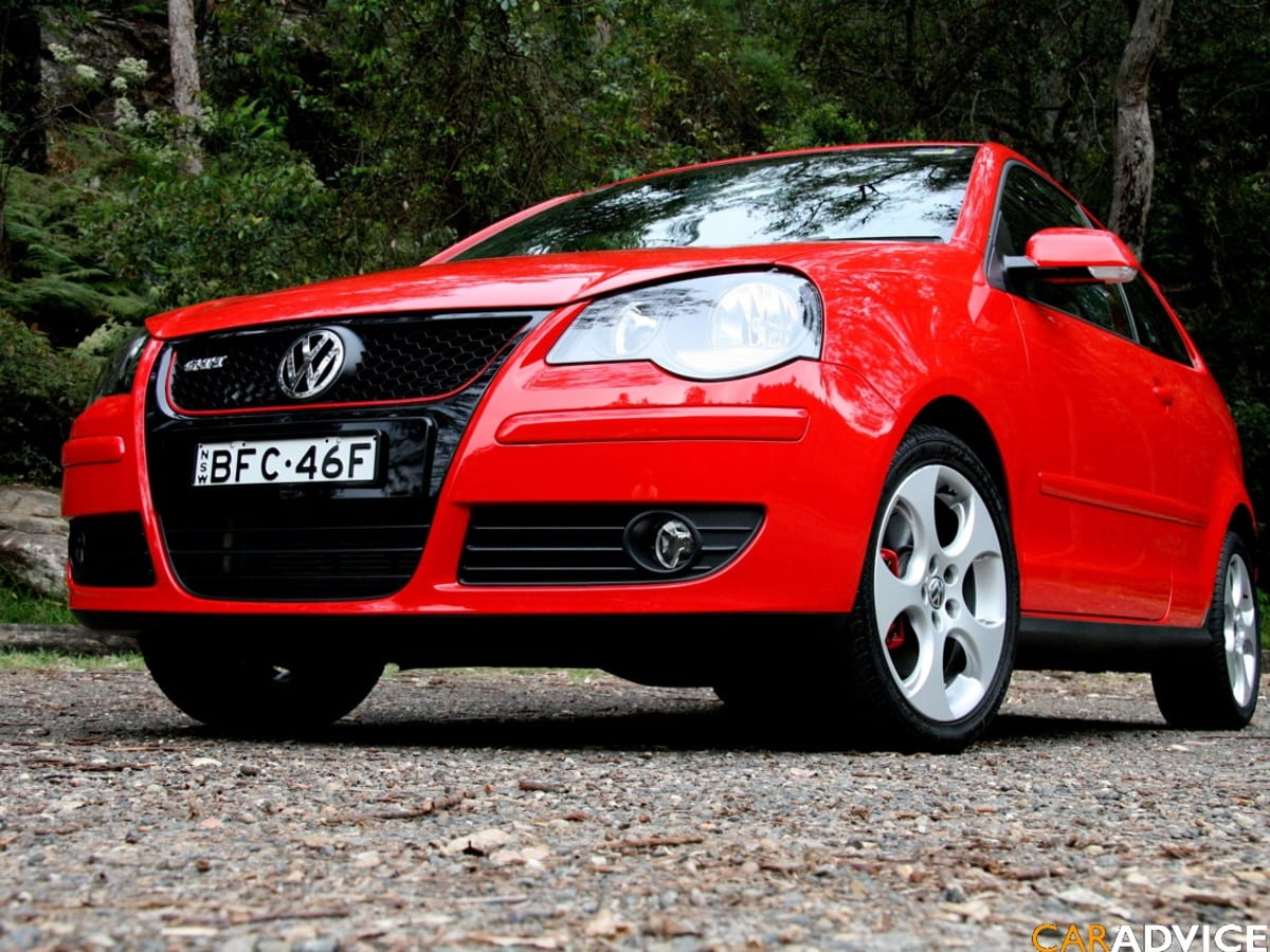 2008 Volkswagen Polo Gti Review Caradvice