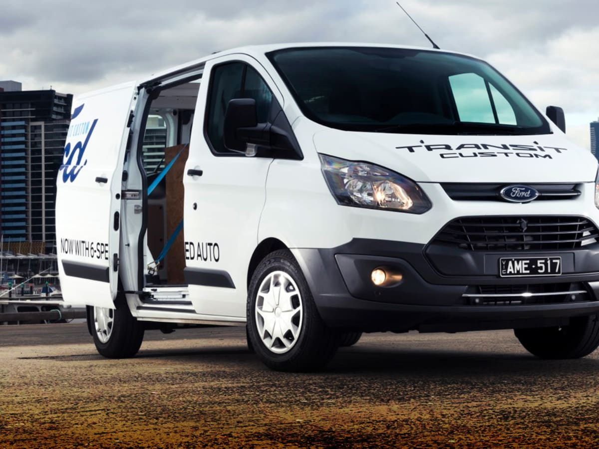 2017 Ford Transit Custom automatic review | CarAdvice