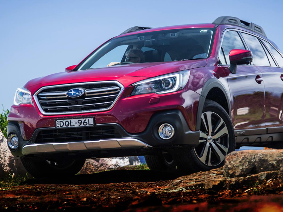 2018 Subaru Outback review: 2 5i Premium   CarAdvice