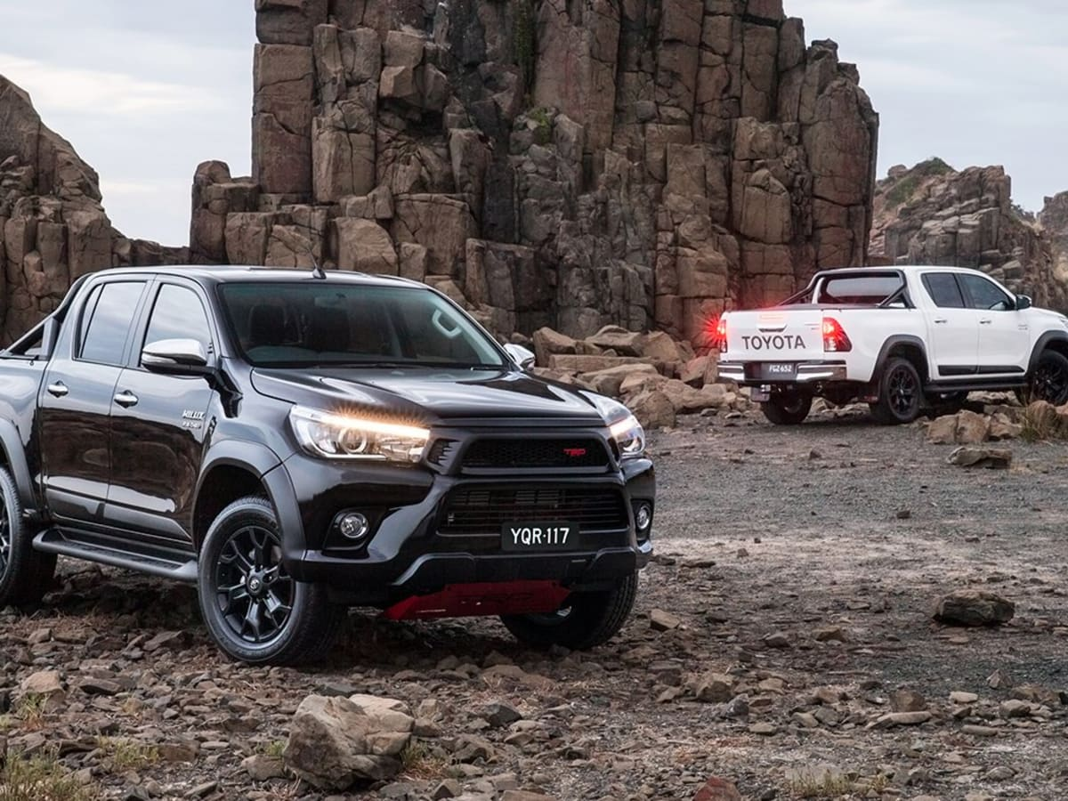 2017 Toyota Hilux Trd Arrives From 58 990 Caradvice