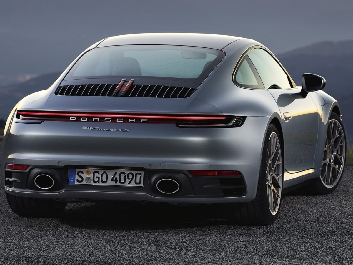 2019 Porsche 911 Goes Official Here In Q2 2019 Caradvice