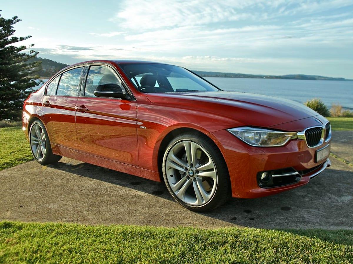 BMW 335i Review   CarAdvice