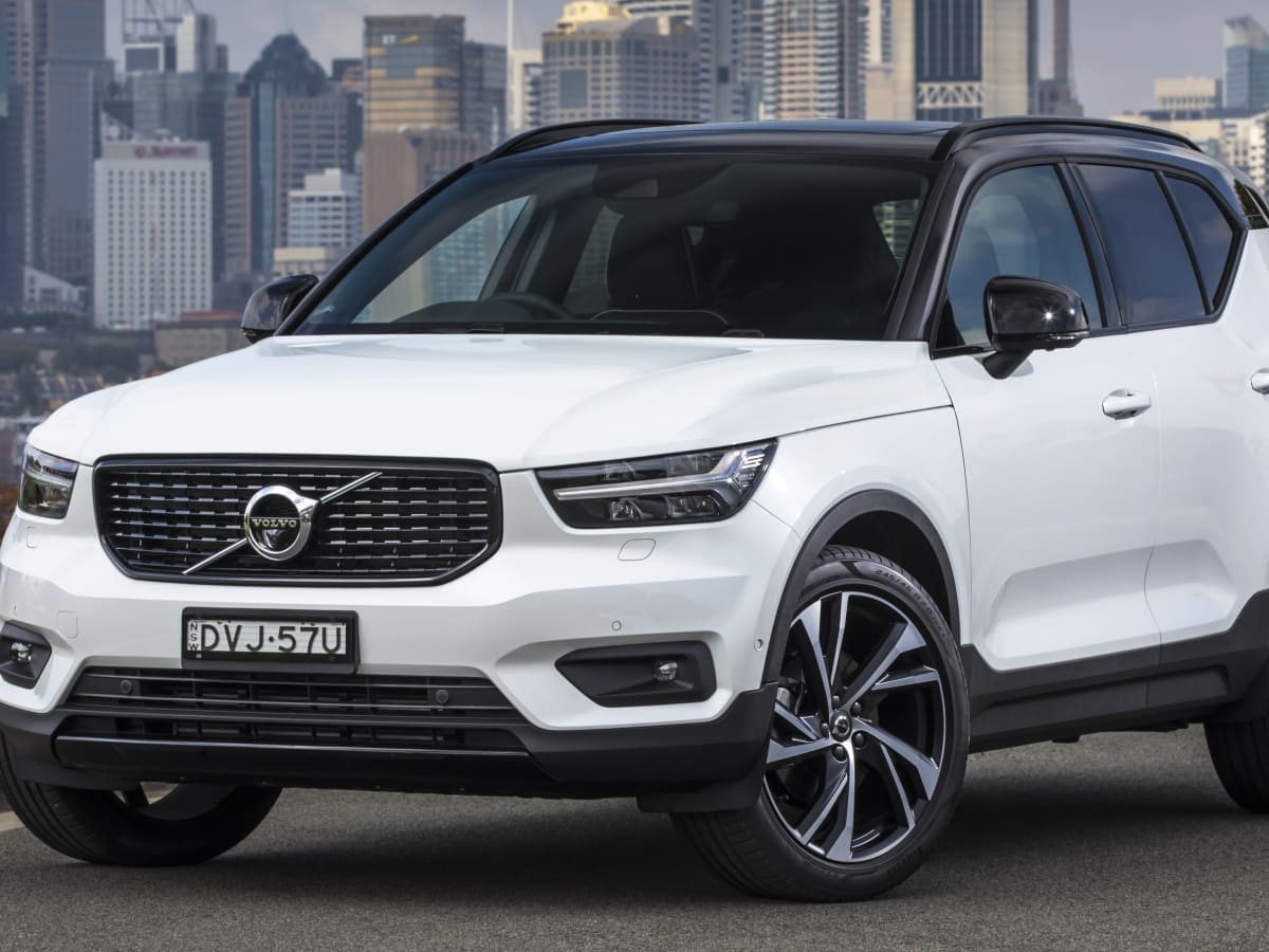 2019 Volvo Xc40 Pricing And Specs Caradvice