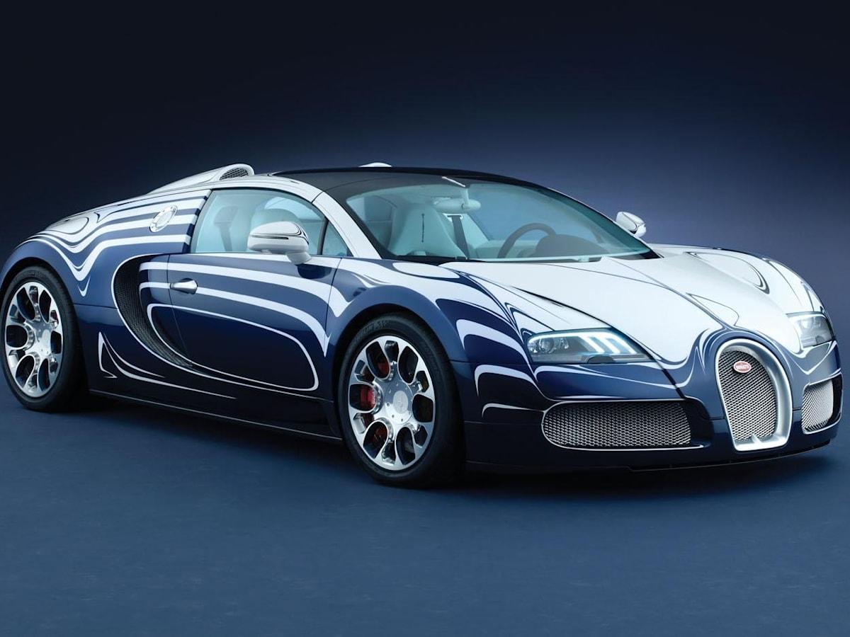 Bugatti Veyron Grand Sport L Or Blanc World S Most Expensive Car Caradvice