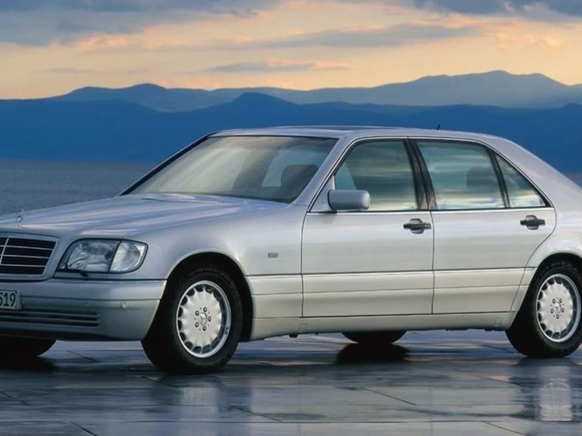 1995 Mercedes Benz S320 Transmission Wiring from media.caradvice.com.au