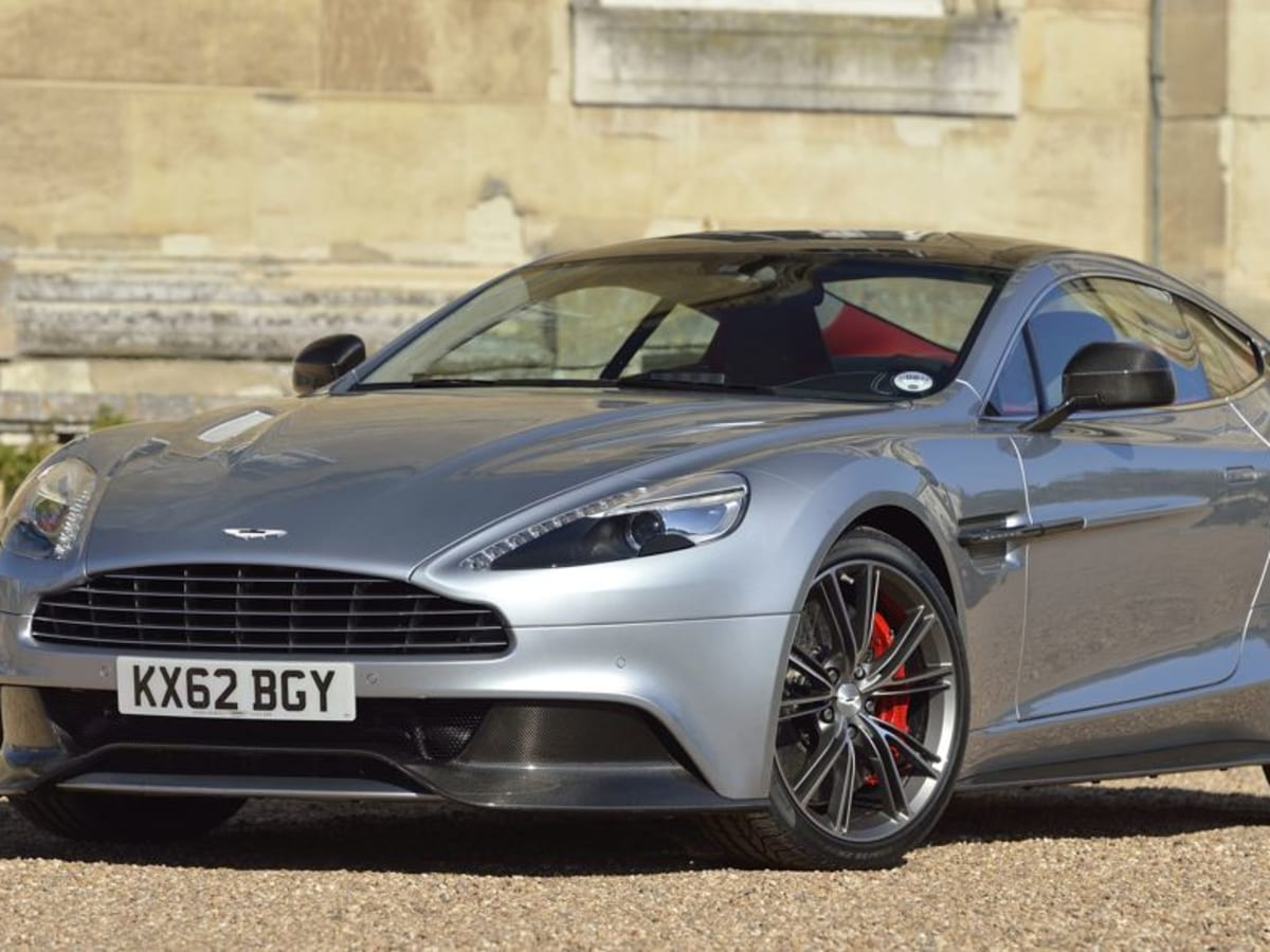 Aston Martin Vanquish The Complete Guide Caradvice