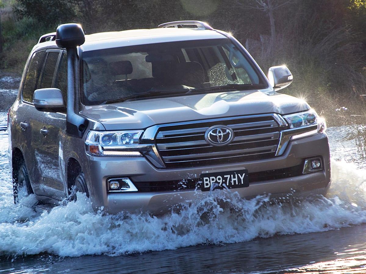 2019 Toyota Landcruiser 200 Series Upgrades Announced Update