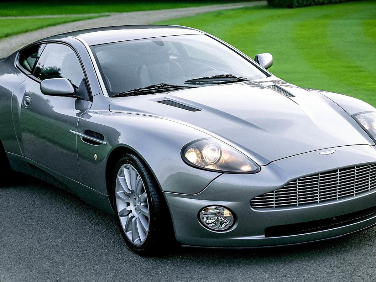 Design Review Aston Martin Vanquish 2001 Caradvice