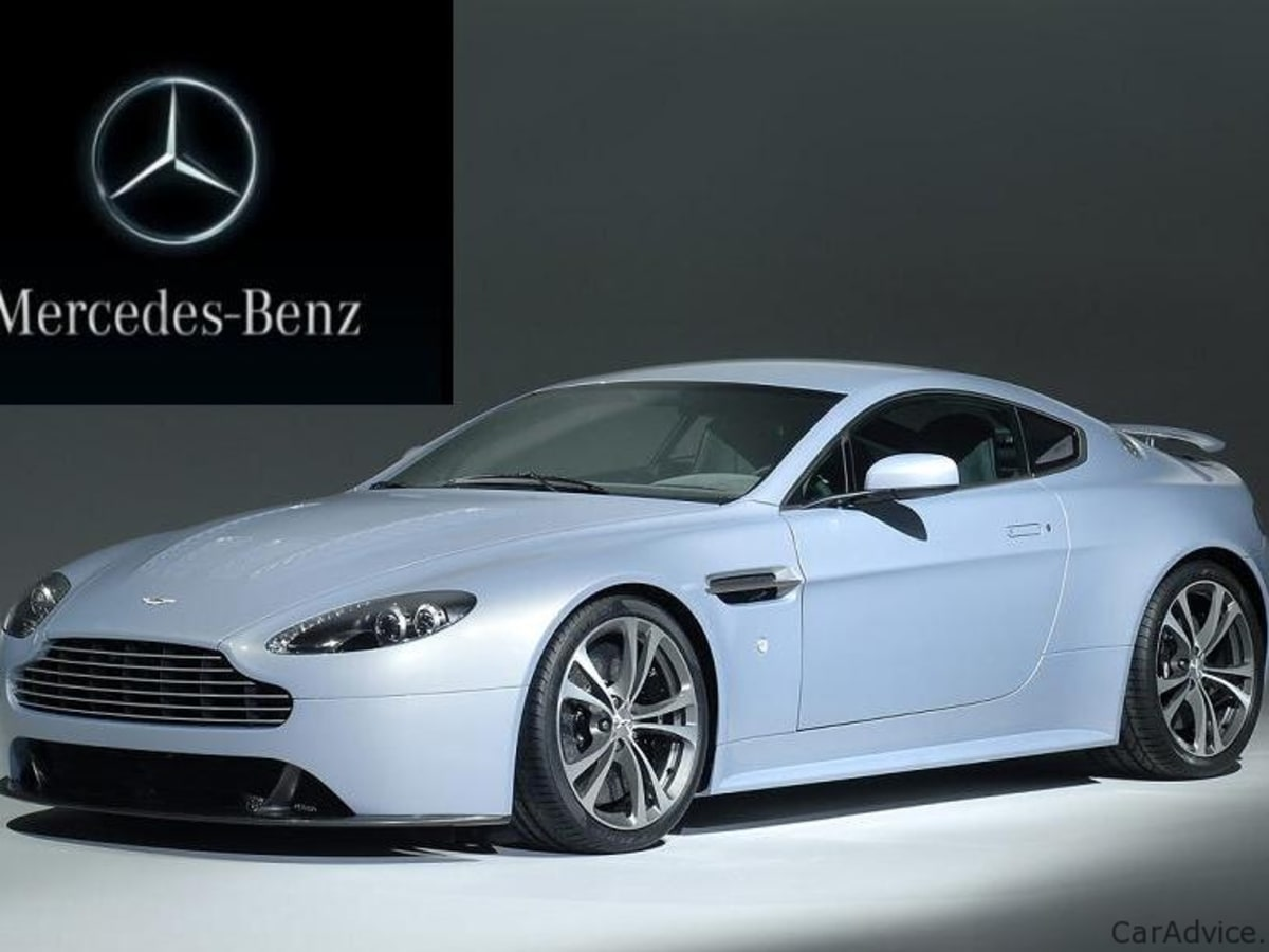 Mercedes Benz Thinking Of Teaming Up With Aston Martin Caradvice