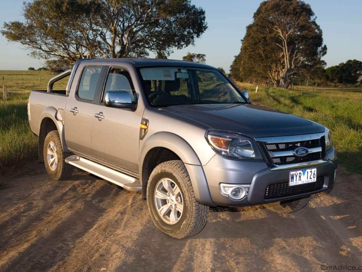 Ford Ranger Review & Road Test | CarAdvice