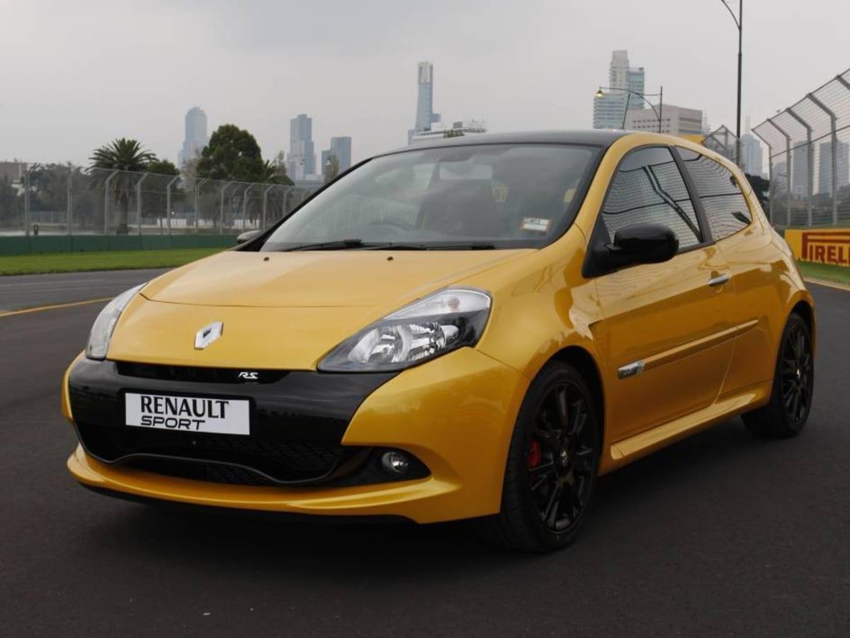 2011 Renault Clio R S 200 Australian Grand Prix Limited Edition Caradvice
