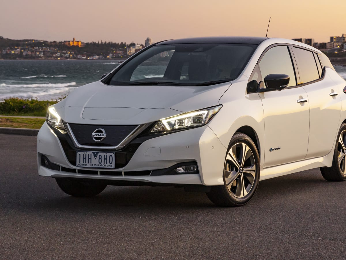 2019 Nissan Leaf Preliminary Specs Revealed Here In Mid 2019