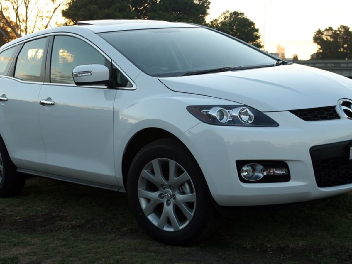 2009 Mazda Cx 7 Review Road Test Caradvice
