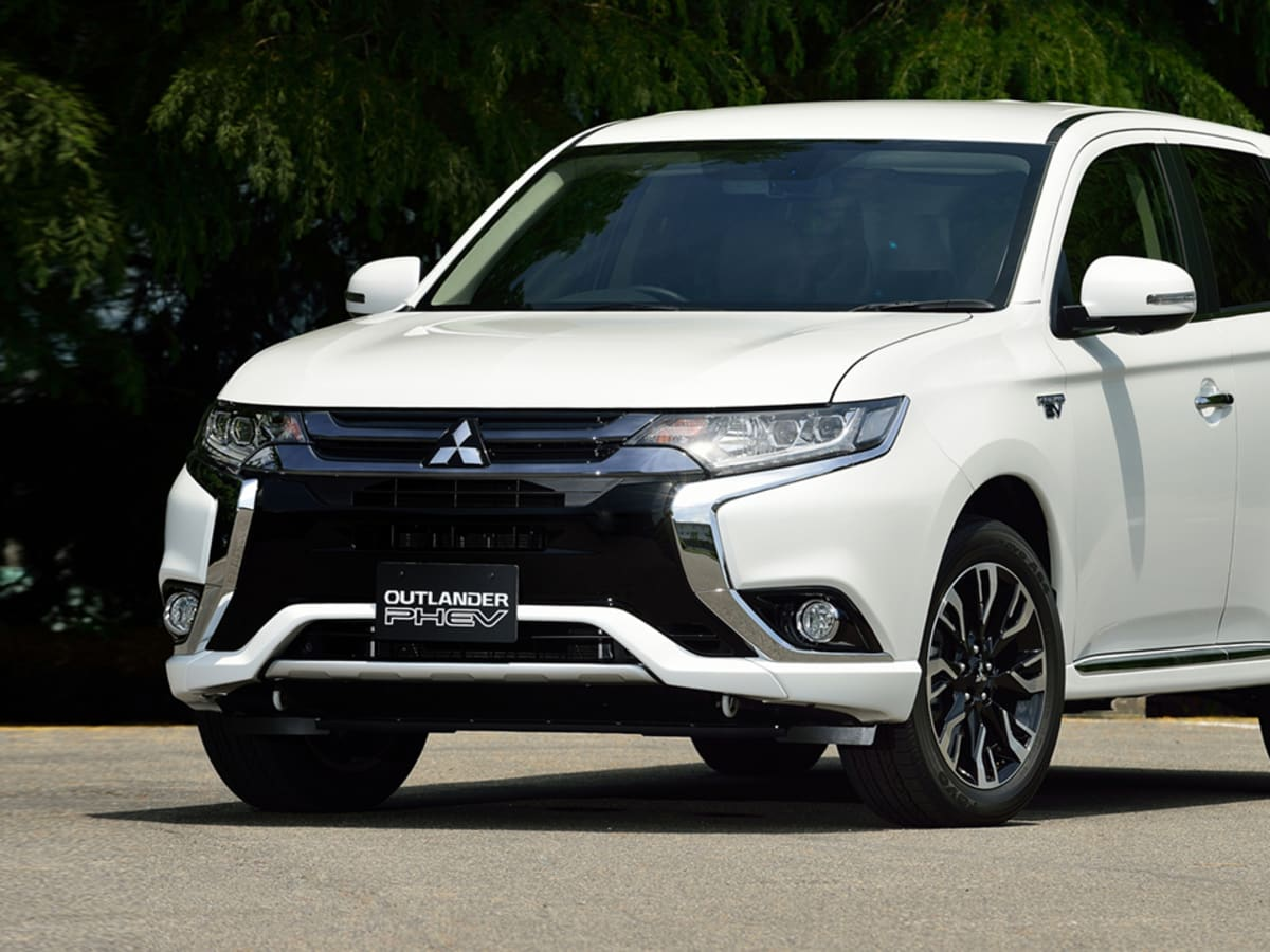 Mitsubishi Outlander PHEV security hacked through mobile app