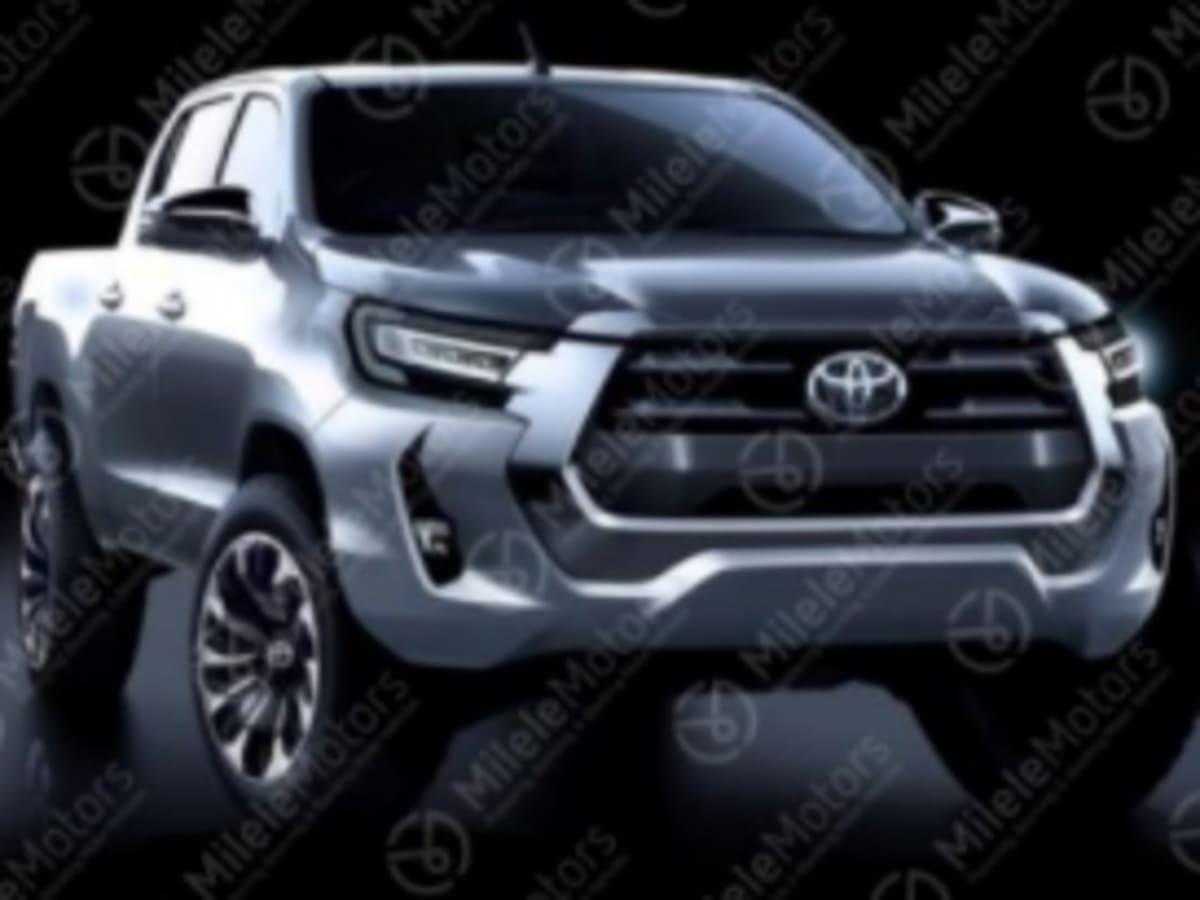 2021 Toyota Vigo Concept and Review