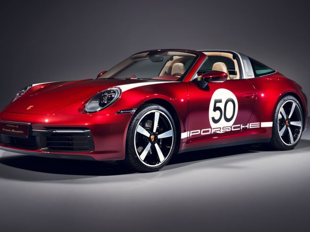 2020 Porsche 911 Targa 4s Heritage Design Edition Price And Specs Caradvice