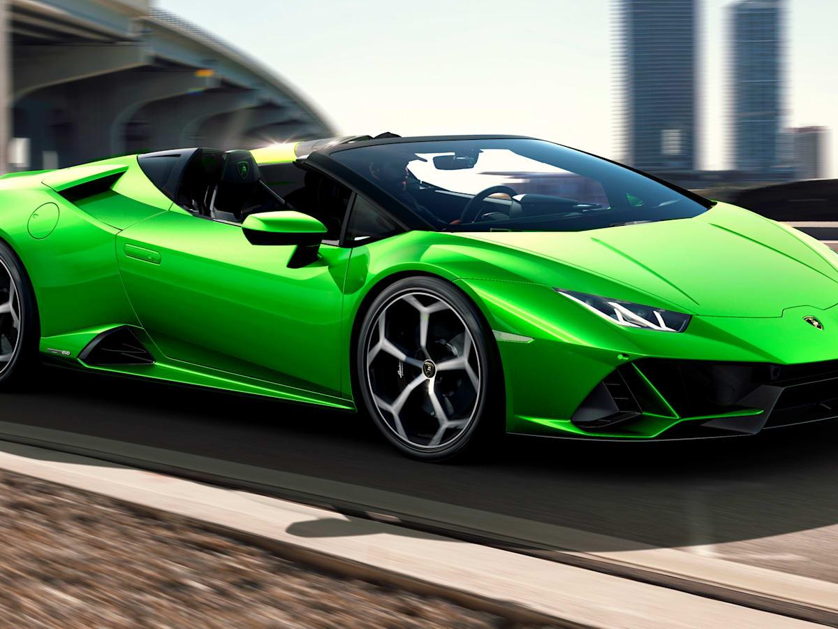 2020 Lamborghini Huracan Evo Spyder Revealed Update Caradvice