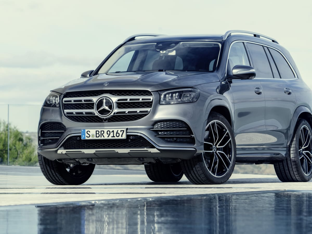 2020 Mercedes Benz Gls Unveiled Australian Launch Due This Year Caradvice