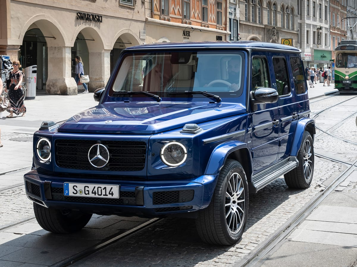 Electric G Class Coming In A Few Years Says Mercedes Benz Cars Boss Caradvice