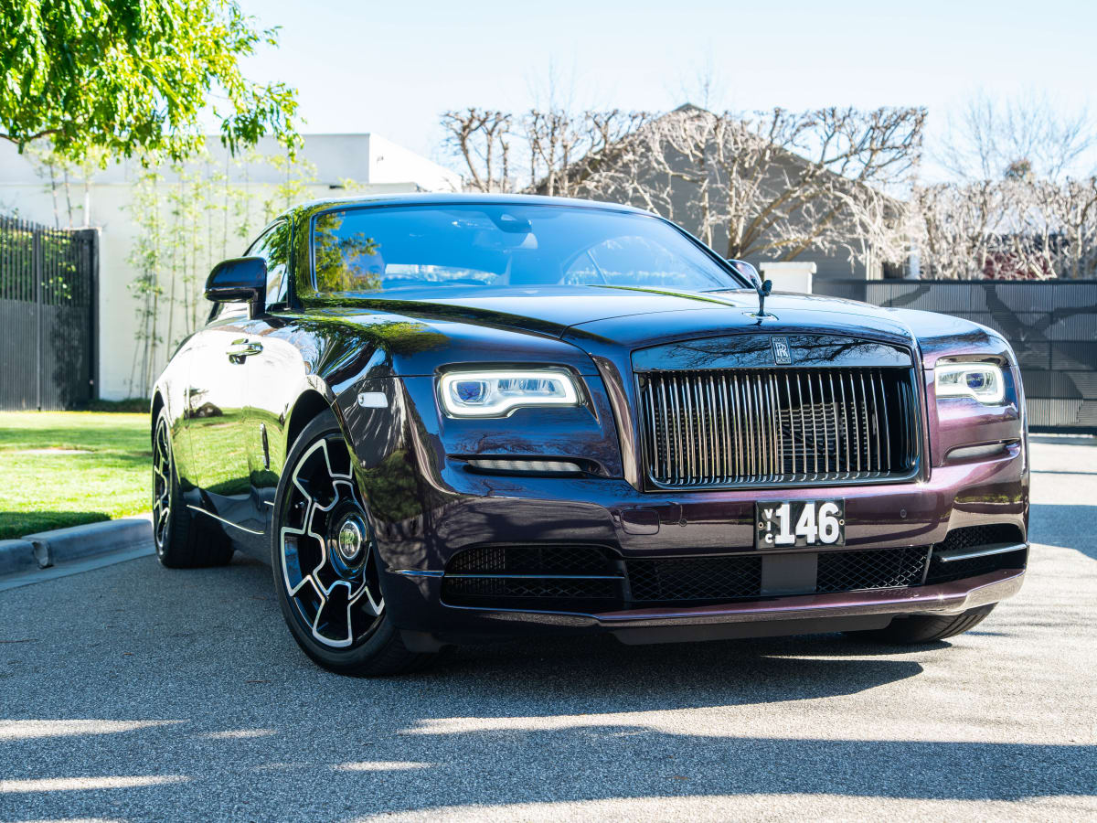 2020 Rolls Royce Wraith Black Badge Review Quick Drive Caradvice