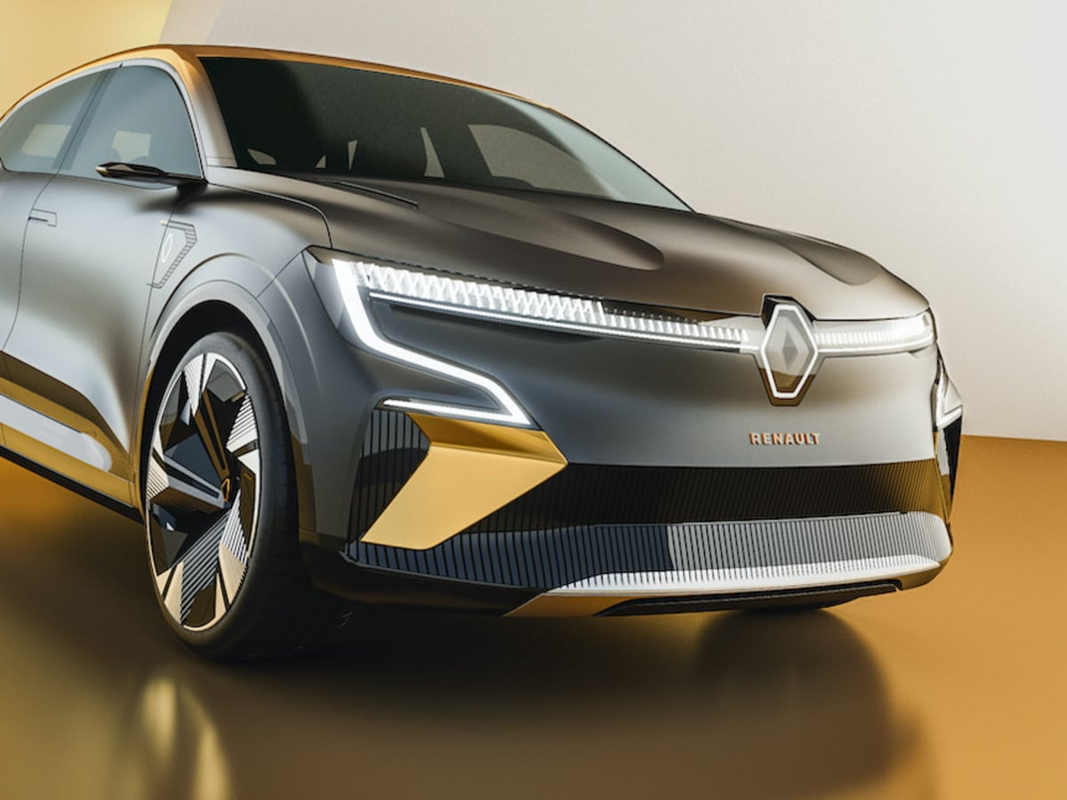 Renault Megane Evision Concept Launched In France Production Model Slated For 2022 Caradvice