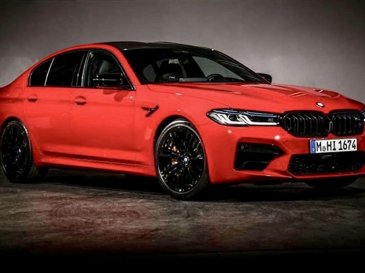 2021 Bmw M5 Facelift Leaked Online Caradvice