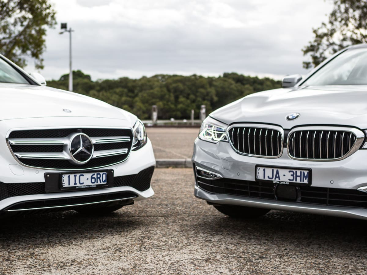 Bmw And Mercedes Benz Combine Mobility Services Units Caradvice