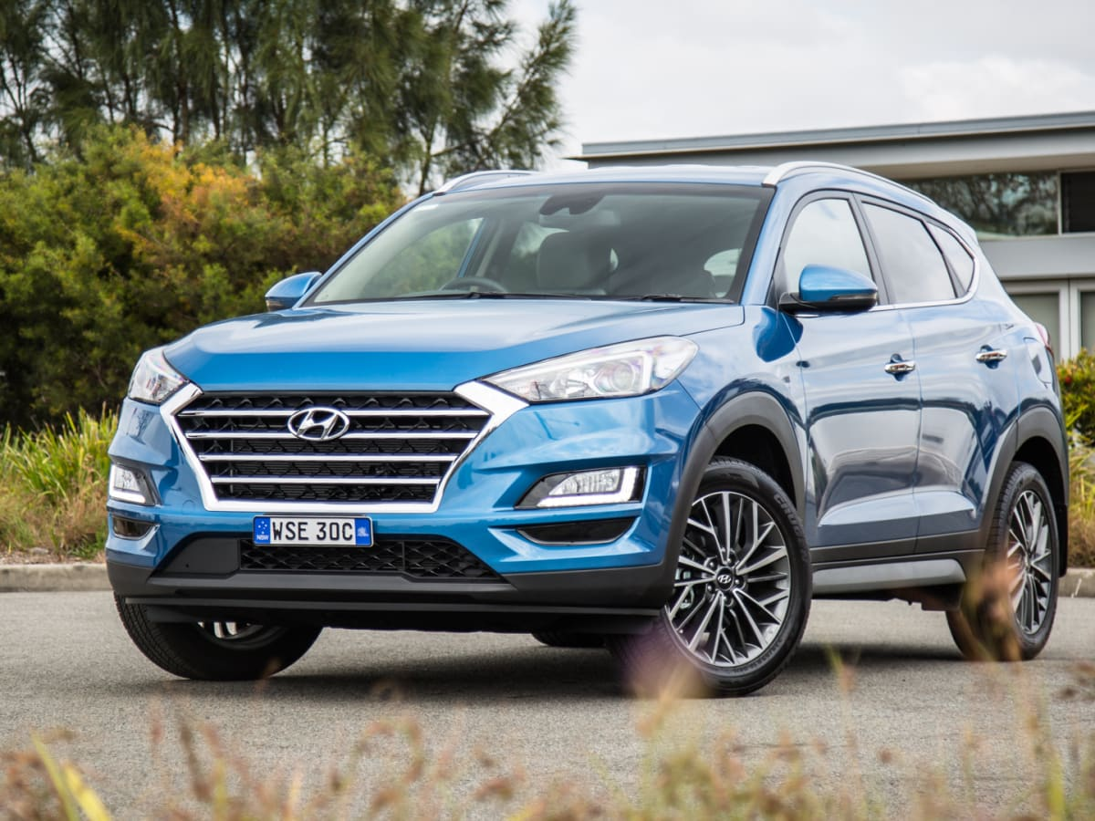 2020 Hyundai Tucson Pricing And Specs Aeb Now Standard Range Wide Caradvice