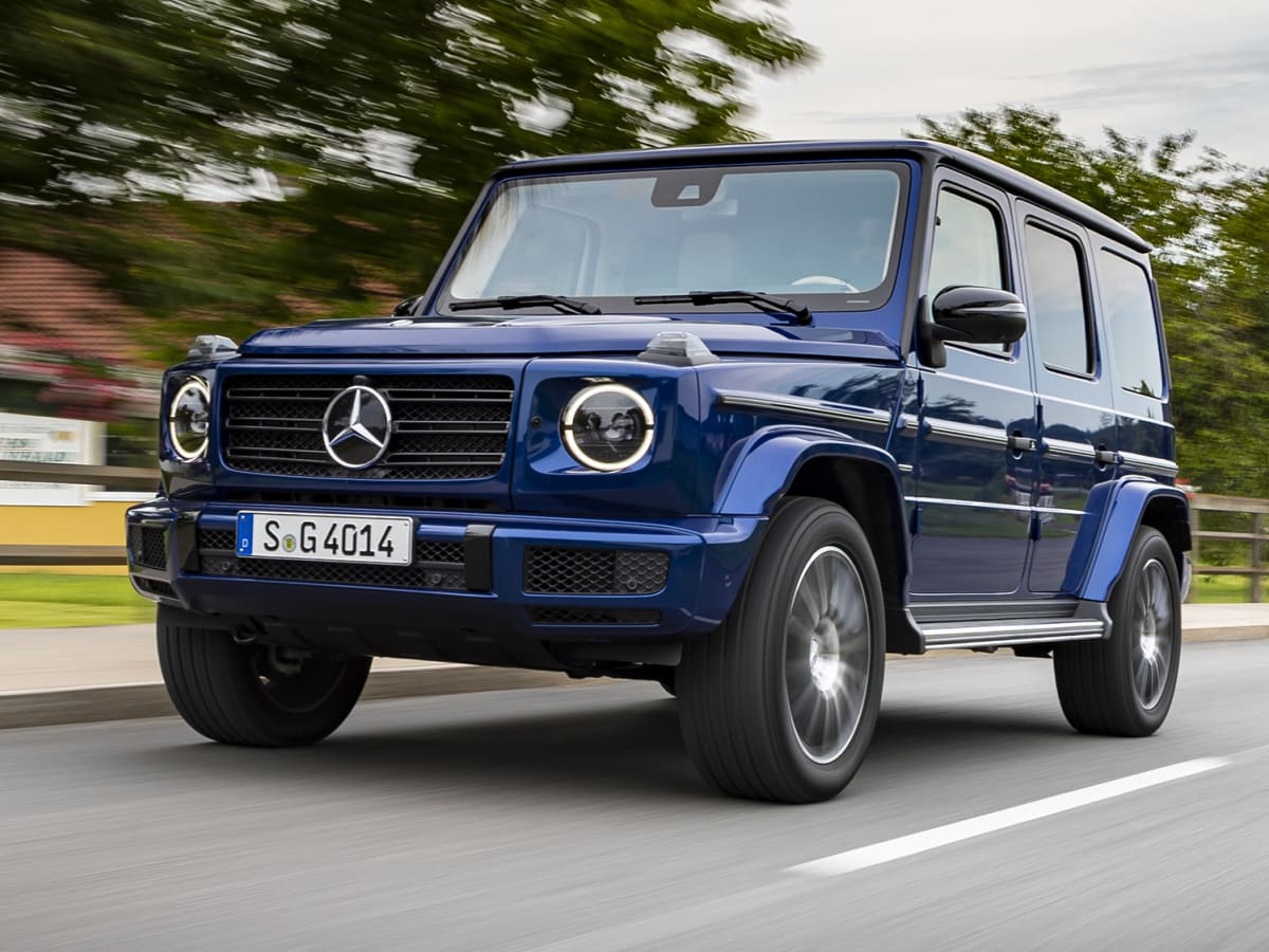 Mercedes Benz G Class Stronger Than Time Edition Revealed Caradvice