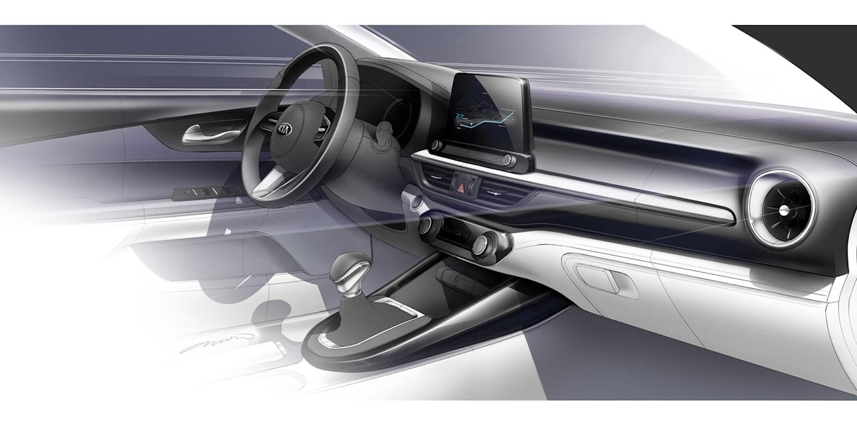 2019 - [Kia] Cerato / Forte / K3 2018-kia-cerato-sedan-detroit-3