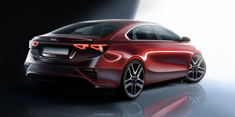 2019 - [Kia] Cerato / Forte / K3 2018-kia-cerato-sedan-detroit-2